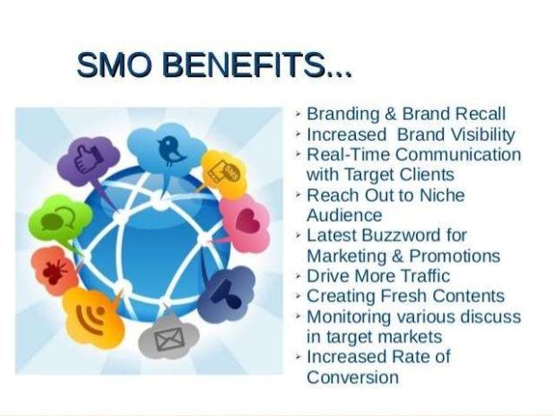 benefits of social media optimization