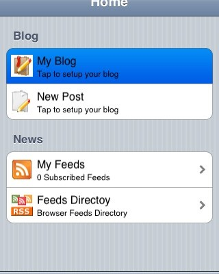 WordPress Vs. BlogWriter (Battle Of The iPhone Apps!)