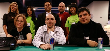 b5media Blog Network Team 2007