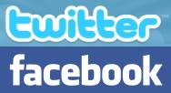 twitter-facebook-logos