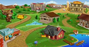 Farmville by Zynga