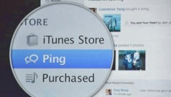 Apple Social network Ping