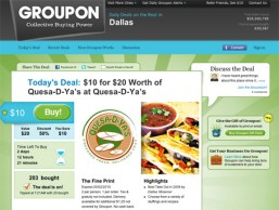 Groupon - Google Acquisition Rumors
