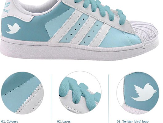 Twitters Shoes [Adidas Concept]