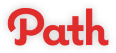 Path social network logo