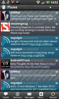 """Popular Android Twitter App """"Plume"""" To Get Updates, Add More Integration"""
