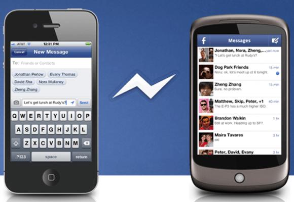 Facebook Dedicated Messaging App