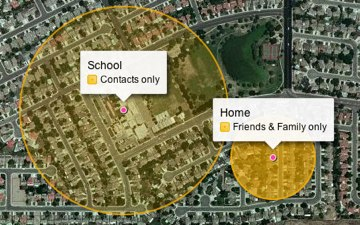 Flickr Geofence