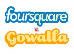 Foursquare and Gowalla