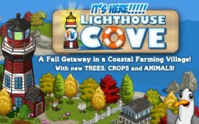 Lighthouse Cover - Zynga Welcome Screen