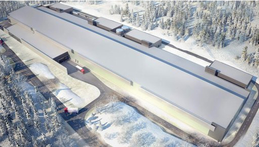 Facebook Announces Sweden Based Data Center, Says It's Really Cold There
