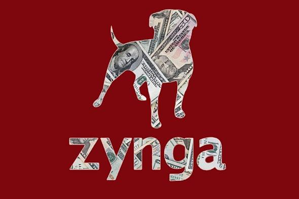 Zynga Dog Logo