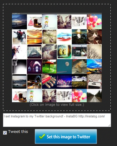 InstaBG Preview