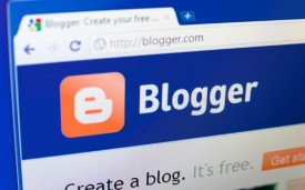 Blogger and Webcam Images