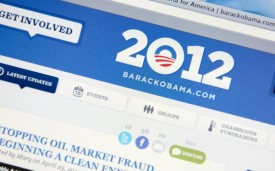 President Obama Campaigning Tool