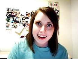 Overly Attached Girlfriend Uses Creepy Fame To Raise Money For Charity