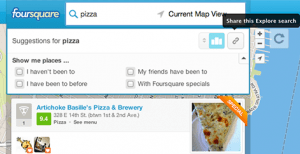 Foursquare 'Explore' Feature Now Available For Non-Members