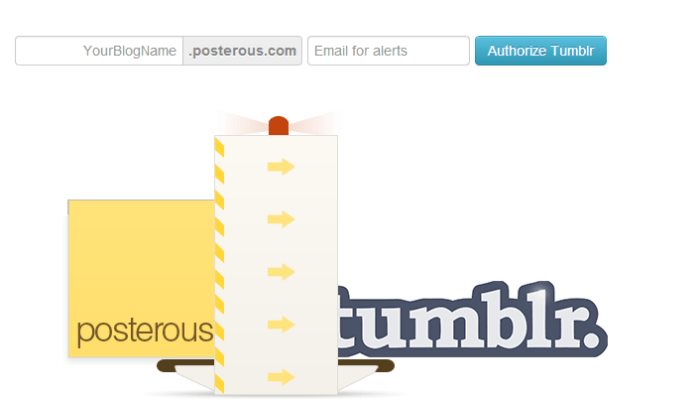 JustMigrate Moves Posterous Accounts To Tumblr