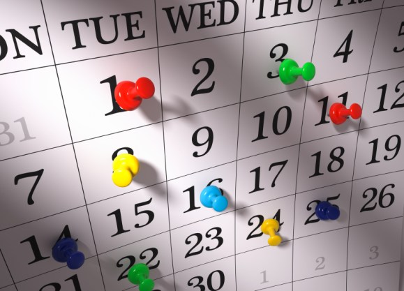 increase blog traffic events calendar