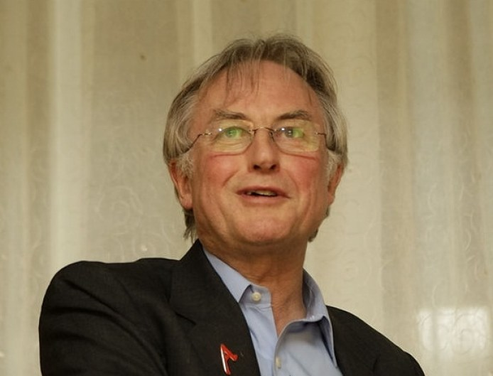 Scientist, author, and world's most hated overly polite person, Richard Dawkins.
