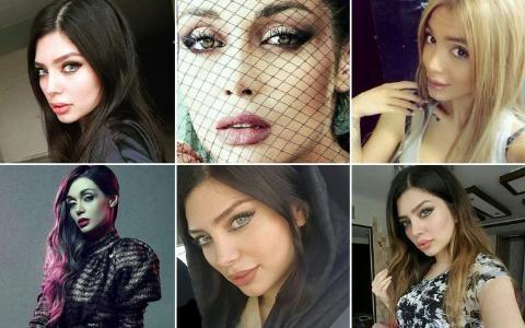 iran arrested fashion models