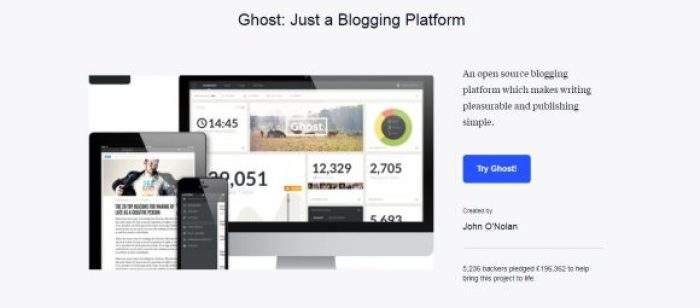 ghost open source