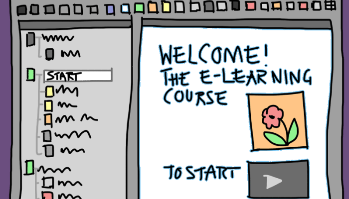 how to launch an e-course