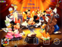 Mickey And Friends blackberry theme
