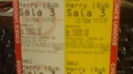 Ya compré mis entradas para el estreno de Harry Potter y la Orden del Fénix