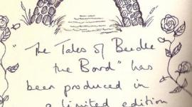 The Tales of Beedle the Bard vendido en 4 millones de dólares