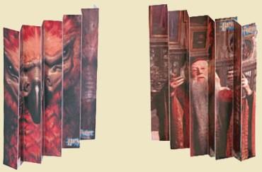 BlogHogwarts Presenta: Posters Plegables de 'Harry Potter y la Cámara Secreta'