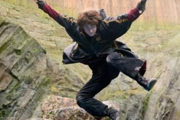 Debido al Mal Clima, Daniel Radcliffe Filma Peligrosas Escenas para 'El Príncipe Mestizo'