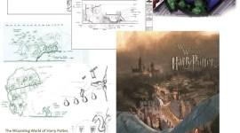 Parque de Harry Potter: Basilisco y Batalla contra las Arañas del Bosque Prohibído