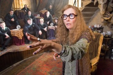 Sybill Trelawney No Aparecerá en 'Harry Potter y el Misterio del Príncipe'