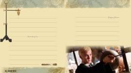 Más Imágenes de Harry, Dumbledore, Draco, y Slughorn en 'El Misterio del Príncipe'