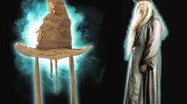 Nuevas Fotografías de Harry, Ron y Dumbledore en 'El Misterio del Príncipe' (Actualizado: Bellatrix !)