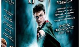 Colección de Películas de Harry Potter para Blue-Ray disponibles Muy Pronto