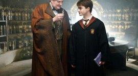 EW Publica Nueva Fotografía de Harry y Slughorn en 'El Misterio del Príncipe'