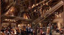 Nuevo Concepto Artístico en el Parque Temático de Harry Potter: Las Tres Escobas