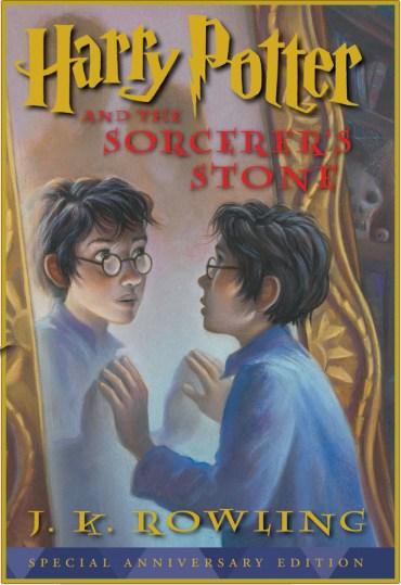 Scholastic, Preparada para Celebrar la Década de 'Harry Potter y la Piedra Filosofal'