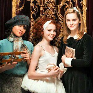 Emma Watson Habla de su Trabajo fuera de Hogwarts