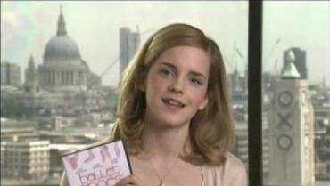 Video de Emma Watson promocionando 'Ballet Shoes'