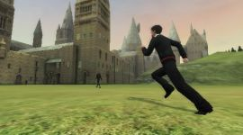 Y más Imágenes del videojuego de 'Harry Potter y el Misterio del Príncipe' para PlayStation 2