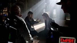 Nueva Imagen de Robert Pattinson durante el Rodaje de 'Crepúsculo'