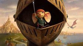 Poster de 'The Tale of Despereaux'