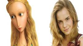 Imágenes Promocionales de Emma Watson en 'The Tale of Despereaux'