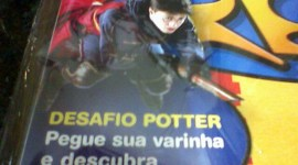 Nueva Fotografía de Harry Potter en Uniforme de Quidditch