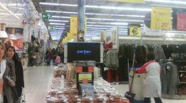 Nueva Imagen de 'El Misterio del Príncipe' en Supermercado 'Carrefour' de Francia