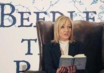 Nuevos Videoclips de JK Rowling en la Fiesta de Lanzamiento de 'Beedle el Bardo'