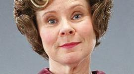 Feliz Cumpleaños, Imelda Staunton!